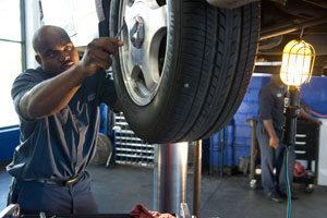 Brake Repair Technician AAMCO Universal City